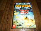 8x Jason Dark -- 8 x JOHN SINCLAIR im Taschenbuch das GRAUEN aus der HÖLLE 1998