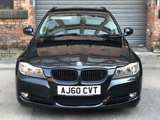 BMW 3 SERIES 318d SE TOURING, 2.0d diesel estate, manual, FSH, e91 black (320d)