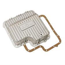 B&M Ford C6 Deep Finned Aluminum Transmission Pan 2 Qts Extra Capacity 40281
