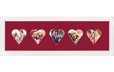 Valentines Day Gifts, gifts for her, gifts for him, custom photo collage, hearts
