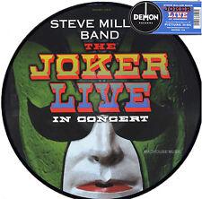Steve MILLER BAND LP JOKER foto live disco Record Store Day 2016 NUOVO