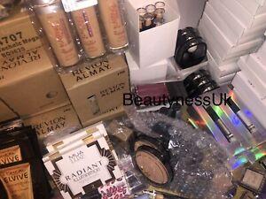 Joblot Makeup Beauty Branded cosmetics L'Oreal LP Barry M Wet Mua Etc 5 ITEMS