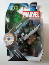 "2011 HASBRO MARVEL UNIVERSE SERIES 3 SKAAR 016 3 3/4"" ACTION FIGURE MOC"