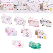 900x Earring Cards Holder Earring Display Packing Cards Jwewlry DIY