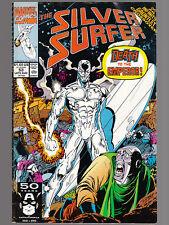 SILVER SURFER n. 53 - agosto 1991 - in lingua inglese