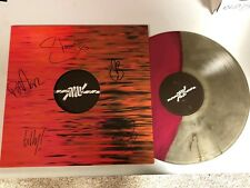 SILVERSTEIN AUTOGRAPHED SIGNED VINYL ALBUM 1 WITH EXACT SIGNING PICTURE PROOF