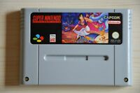 SNES - Disney's: Aladdin für Super Nintendo