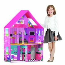 Toddler Toy Calego Modern Doll House Kids Play Game Pretend Pre-School Young Chi