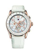 Runde Unisex Armbanduhren mit Chronograph für Erwachsene