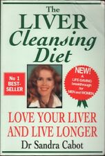 Sandra Cabot THE LIVER CLEANSING DIET SC Book