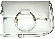 ALDO White Clutch Purse Crossbody NWT