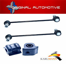 FOR TOYOTA PRIUS HYBRID 2009> FRONT STABILISER LINK BARS & ANTI ROLL BAR D BUSHS