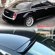 PAINTED FOR CHRYSLER 300 300C 4DR REAR ROOF SPOILER 11-13 COLOR #PXR ◣