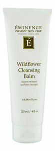 Eminence Wildflower Cleansing Balm 4 oz. Facial Cleanser FREE SHIPPING!