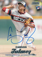 Carson Fulmer 2017 Topps Stadium Club Rookie RC Autograph Auto Chicago White Sox