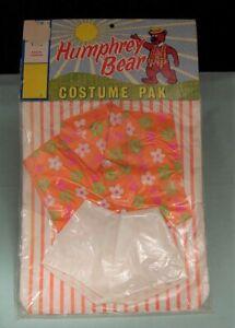 Vintage Humphrey Bear Costume c1960's Beach Comber  Australia Channel 9 Adelaide
