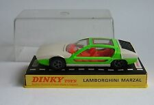 DINKY TOYS Nº 189, LAMBORGHINI MARZAL, - SUPERBA