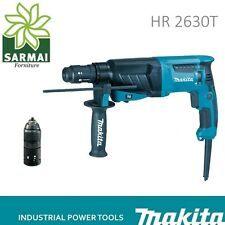 MAKITA HR2630T TRAPANO TASSELLATORE 800W Valex Hitachi Bosch Metabo Hilti Dewalt