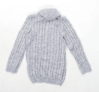 River Island Womens Size 6 Grey Jumper (Regular)
