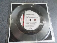 "MARC ALMOND ~ Only the moment UK 7"" clear vinyl disc 1988"