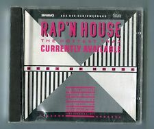 cd-sampler © 1988 RAP'N HOUSE Electronic 11-track BRAVO B.V.S.M.P Bomb The Bass