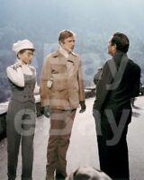 The Italian Job (1969) Michael Caine, Maggie Blye, Rossano Brazzi 10x8 Photo