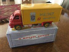 """Vintage Dinky Supertoys / MIB / Big Bedford Van """" Heinz 57 Varieties """" / No. 923"""