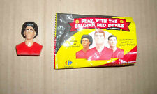 FIGURINE DIABLES ROUGES CARREFOUR BELGIAN RED DEVILS WITSEL ROUGE 2018