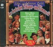 Goldene Zeit der deutschen Schlager- und Filmmusik 5 Hans Albers, Leo S.. [2 CD]