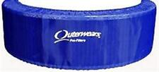 Outerwear Blue 14 x 4 Air Cleaner Dirt Racing Modified UMP IMCA Outer Wear BLU
