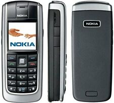 NOKIA 6021 CHEAP MOBILE PHONE - UNLOCKED WITH A NEW HOUSE CHARGER AND WARRANTY.