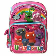 "UglyDolls Large 16"" inches Backpack BRAND NEW Licensed Product"