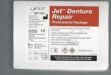 LANG 1223 JET DENTURE REPAIR PROFESSIONAL PKG CLEAR EXP 10/21