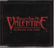 Bullet For My Valentine Scream Aim Fire CD Single