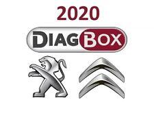 Diagbox v7.83 8.3 Peugeot Citroën PSA PP2000 DiagtoolLexia3 Download Link FR/EN