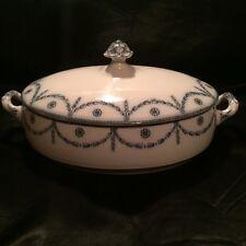Antique Chippendale Furnivals limited Casserole Dish