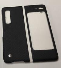 Genuine SAMSUNG GALAXY FOLD 5G 2019 Case Aramid Fiber Cover Limited Edition