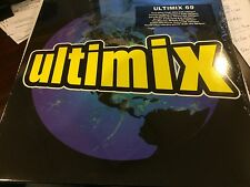 Ultimix 69 LP 80s Retro Medley INOJ Dj Dado React Rapport Funky Junk NEW