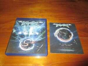 Dragonforce In The Line Of Fire Blu-ray + Booklet -  Blu Ray