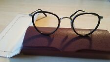 Oliver peoples  Eyeglasses MP-2 In Matte Black  / Clear Demo lenses  Size 46mm