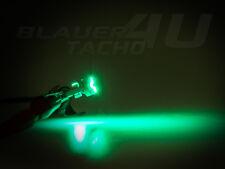 1x 5 SMD LED T5 W2W Grün W2x4,6d W1,2W 12V Tachobeleuchtung Armaturenbeleuchtung