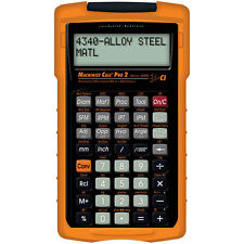 Calculated Industries 4088 Machinist Calc Pro 2 Calculator with Armadillo Case