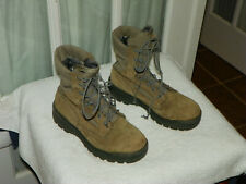 Women's USAF Belleville FAFTW GORETEX Temperate Weather Combat Boota size 5.5 W