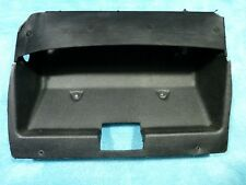 Original 1967-1968 FORD Mustang Glove Box Insert Liner with screws (COUGAR)