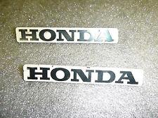 Honda CB 350k0 tankembleme gaz tankemblems