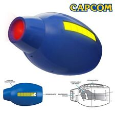 Mega Man Buster Gun Replica with Lights Sound SEALED Full-Sized Rockman Cosplay
