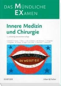 MEX Das Mündliche Examen Innere Medizin und Chirurgie Sonja Güthoff (u. a.) Buch