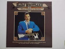 Ghost Riders In The Sky - Slim Whitman VINYL LP RECORD 1978