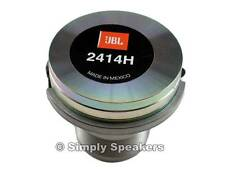 JBL PRX535S (serial # 013381 and higher) 2414H Speaker Factory Horn Driver Part
