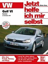 WERKSTATTHANDBUCH WARTUNG JETZT HELFE ICH MIR SELBST 269 VW GOLF VI 6 BENZINER